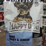 Happy Dog Mini Baby & Junior 1 kg