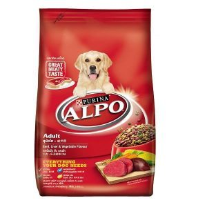 Alpo Adult Beef , Liver & Vegetable