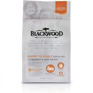 Blackwood Puppy to Adult Lamb & Rice 2.2 kg