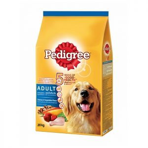 Pedigree Adult Chicken 20 kg