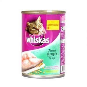 Whiskas Adult Tuna 400 gr