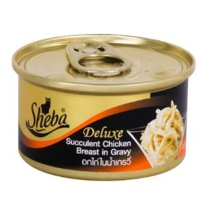 Sheba Succulent Chicken Breast 85 gr