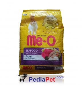Meo Adult Seafood Cat Food 7kg